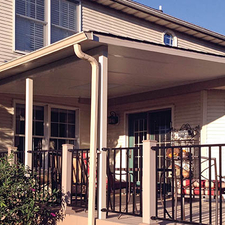 High Quality Porch And Patio Cove.