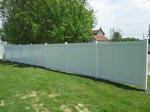 Fencing Prices Fence Cost Estimators Prices Per Foot - 5 backyard fence types
