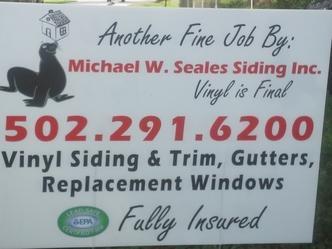 Michael W Seales Siding Inc Louisville Ky 40213
