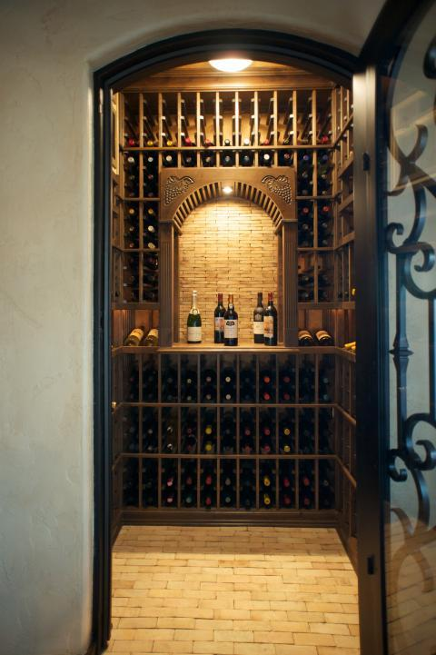Traditional Wine Cellar Ideas Designs Amp Pictures