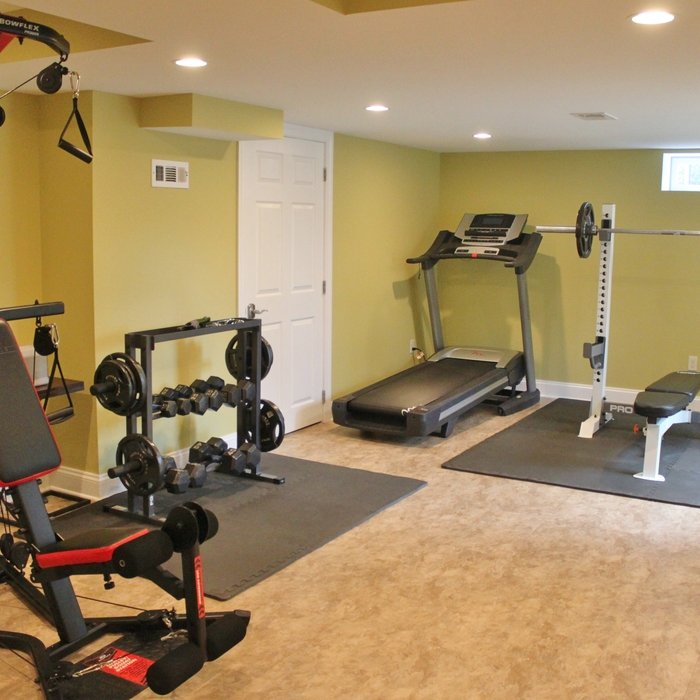 Building a home gym equipment and proper placement homeadvisor