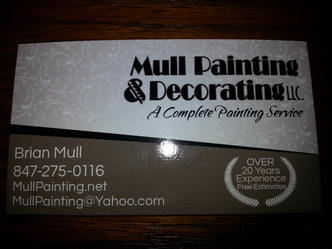 Mull Painting And Decorating Llc Mchenry Il 60050