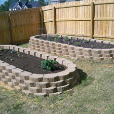 Small and Low-Maintenance Summer Garden