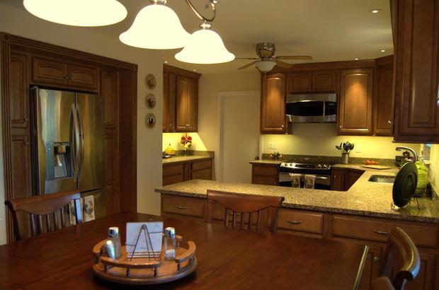 kitchen in pleasant view by guthrie kitchen and bath plus llc