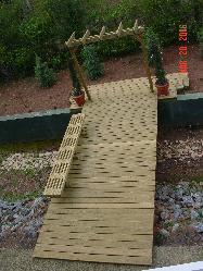 Deck Over Storm Creek Pictures And Photos