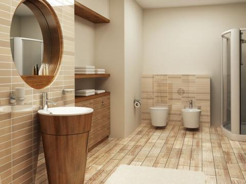 Remodeled Bathrooms Alluring 2018 Bathroom Remodel Cost Guide  Average Cost Estimates Inspiration Design