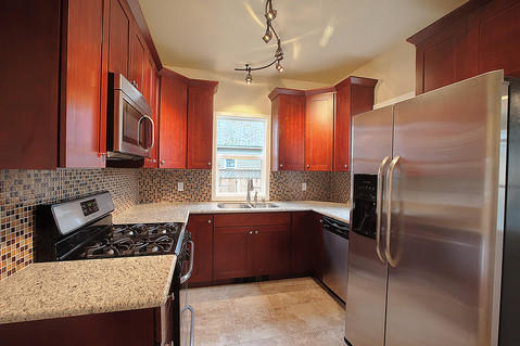 Delightful Small Kitchen Remodel Costs And Condo Renovations