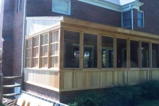 Enclosed Porch Pictures And Photos