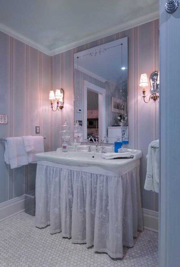 English country bathroom in centerport elegant white for English country bathroom designs