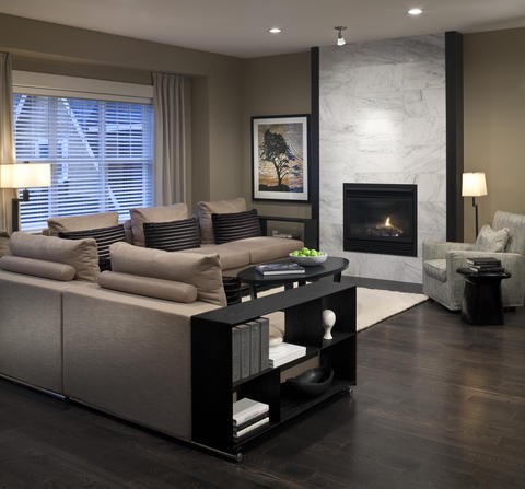 Modern Family Room Ideas, Designs & Pictures