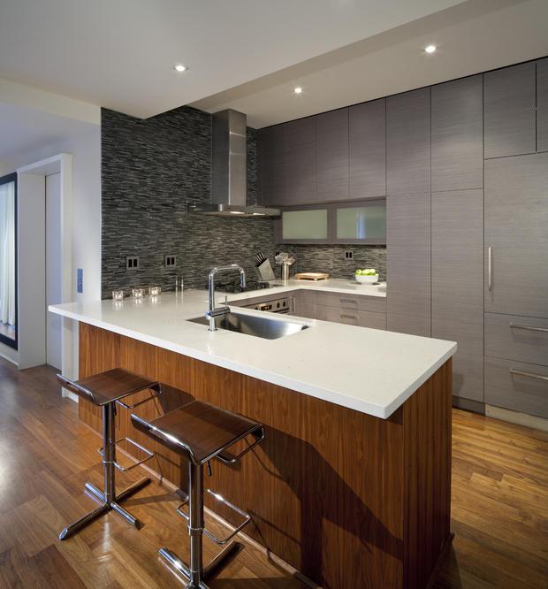 Red Quartz Kitchen Countertop: 6 Countertops That Put Granite To Shame