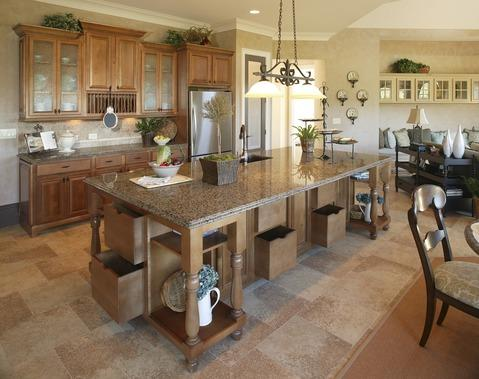 5 diy kitchen remodeling ideas that make a difference for Center islands with seating