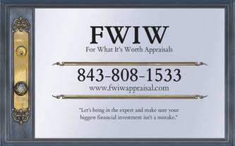For What It S Worth Appraisals Inc Myrtle Beach Sc