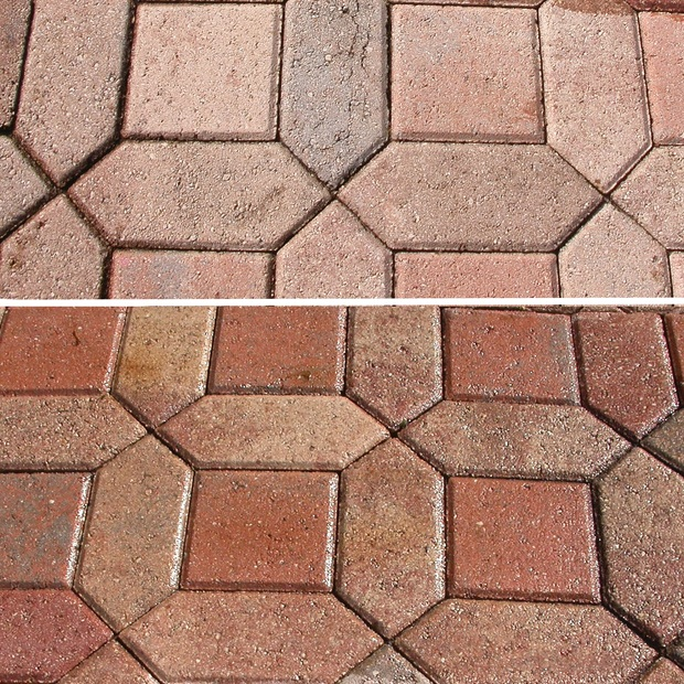 Traditional Patio In Wesley Chapel Decorative Stone