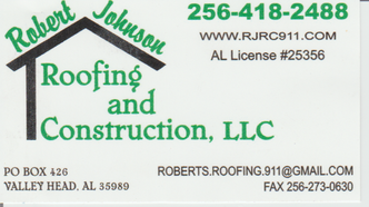 Robert Johnson Roofing And Construction