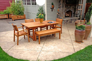 Local Concrete Patio Builders and Concrete Walkway Contractors