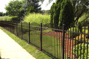 Local Metal Fence Companies and Aluminum Fence Companies