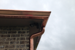 Local Copper Gutter Installers