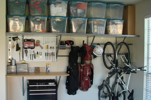 Local Garage Organizer Installers