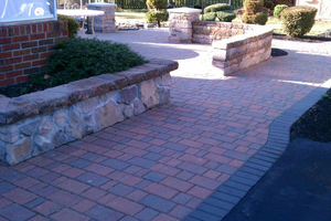 Local Brick and Stone Patio Repairment