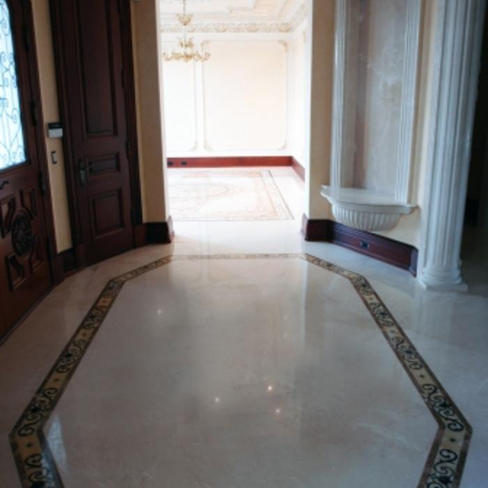 2017 marble flooring costs marble tile floor install for Floor marble design