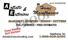 Artistic Exterior & Home Maintenance, LLC