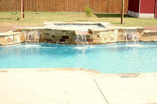 Casual Living Pools : Casual / Comfortable Pool in Moorpark - sheeting ...
