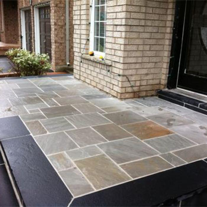 Cost Of Slate Flooring Tiles Slate Tile Installation Price - 4 inch slate tile
