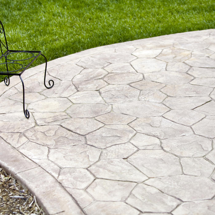 2020 Stamped Concrete Patio Cost Calculator How Much To Install