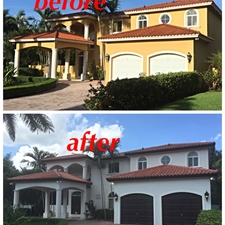 Brito home painting miami fl 33155 homeadvisor for House painting miami