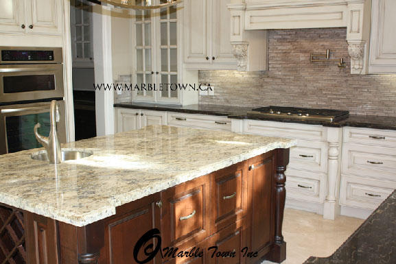 Colonial Kitchen In Toronto Custom Made Cabinets Hand Carved