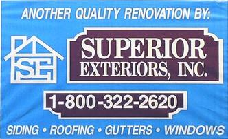 Superior Exteriors, Inc.   Fox Lake, IL 60020 - HomeAdvisor on alabama map by county, mississippi map by county, state maps by county, los angeles county, us map by county, indiana map by county,