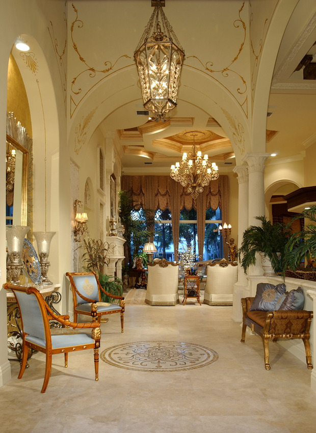 French Empire Entry In Palm Beach Gardens Composite