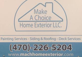 Make A Choice Home Exterior Llc Marietta Ga 30060 Homeadvisor