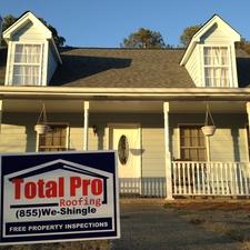 Total Pro Roofing Llc Grayson Ga 30017 Homeadvisor