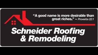Schneider Roofing And Remodeling Saint Charles Mo 63301
