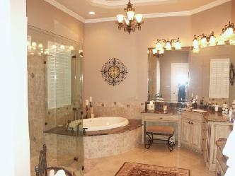 Excellent Toll Brothers Plano TX Model  Contemporary  Bathroom  Dallas  By