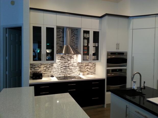 Modern Kitchen In Miami By Qbiq Corp