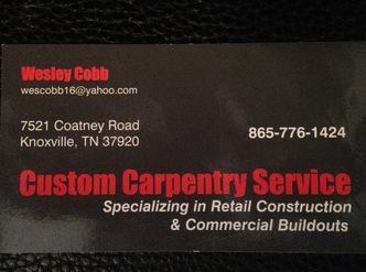 Custom carpentry service knoxville tn 37920 homeadvisor custom carpentry service colourmoves