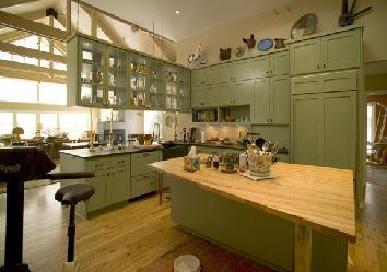 Country Kitchen Remodeling Kitchen floor plans, kitchen remodeling. Information on kitchen design