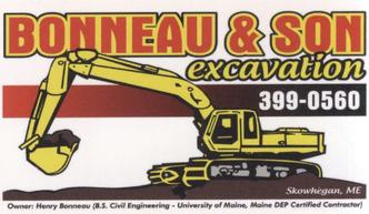 Bonneau Amp Son Excavation Skowhegan Me 04976 Homeadvisor