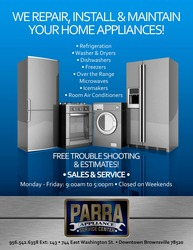 Parra Furniture U0026 Appliance Center, Inc.