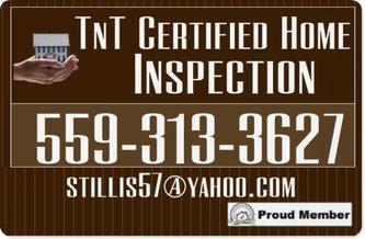 Tnt certified home inspectors fresno ca 93730 homeadvisor tnt certified home inspectors malvernweather Gallery