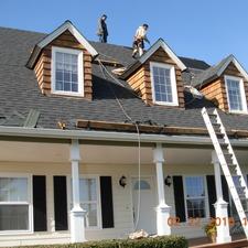 Local Re Roof Projec