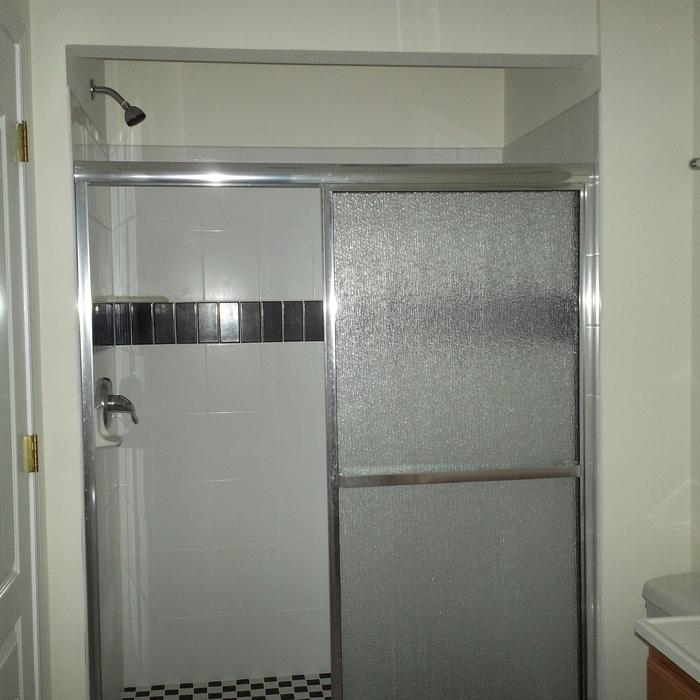 Complete Guide To Shower Door Installation Replacement Homeadvisor