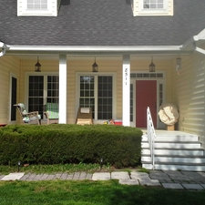 Mid atlantic gutters and exteriors upperco md 21155 homeadvisor for Mid atlantic gutters and exteriors