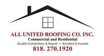 All United Roofing Co San Fernando Ca 91340 Homeadvisor