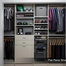 Custom Closets   Sma.