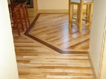 Can We Have Different Hardwood Floors In An Open Floorplan
