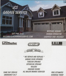 Jcs garage door services llc sanford fl 32725 for Garage door repair deltona fl